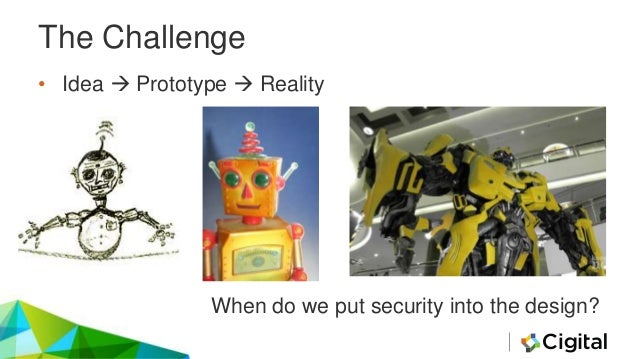Agile security - Getting it right from the start Slide 2