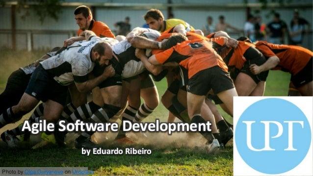 Agile Software Development by Eduardo Ribeiro Photo by Olga Guryanova on Unsplash