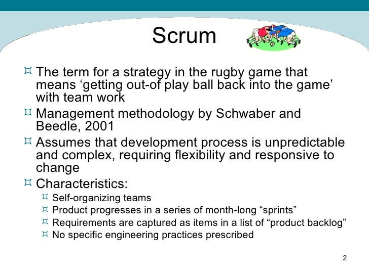 Agile software development scrum vs lean for Sdlc vs scrum