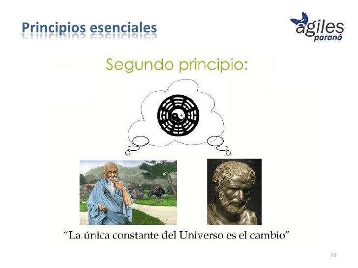 Principios esenciales                        10