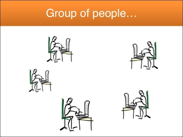 Group of people…