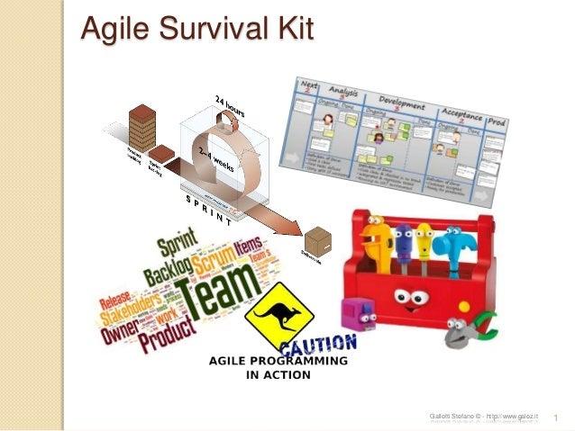 1 Agile Survival Kit Gallotti Stefano © - http://www.galoz.it