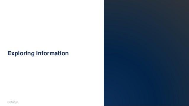 www.luxoft.com Exploring Information