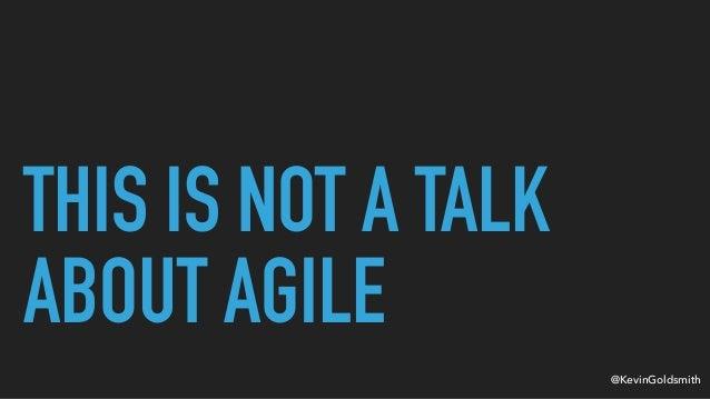 Agile techniques for lead developers Slide 2