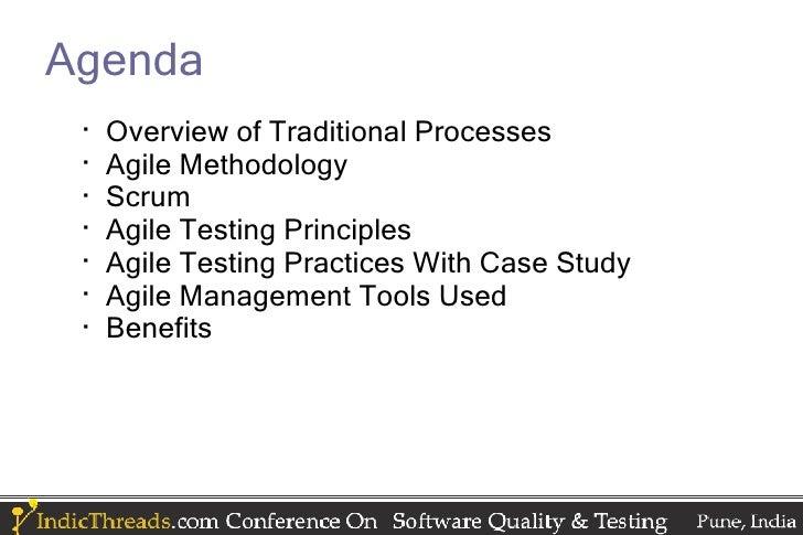 Agile testing principles and practices - Anil Karade Slide 2