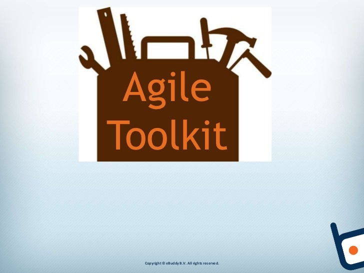 Copyright © eBuddy B.V. All rights reserved.<br />August 25th, 2010<br />AgileToolkit<br />