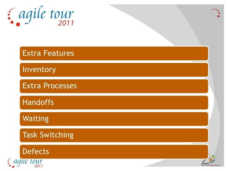Creating value using Agile Methods- Nanda Lankalapalli Slide 3