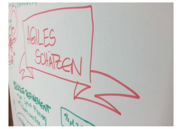 Agiles Schätzen - AgileUG Unterfranken