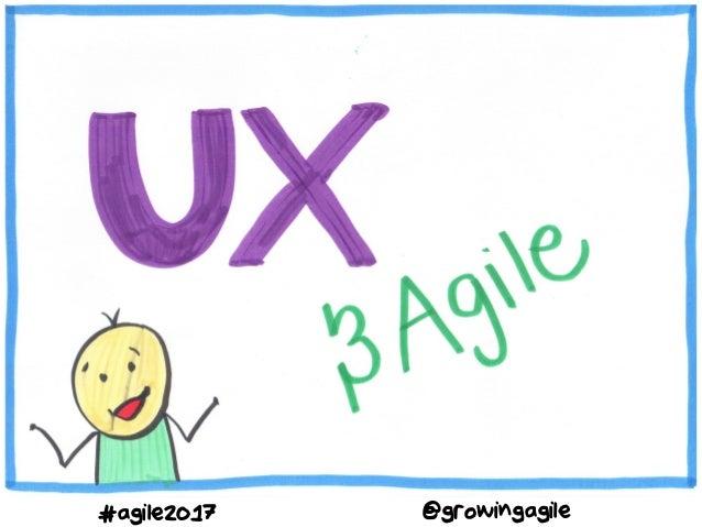 #agile2017 @growingagile