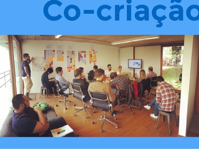 Envolver o consumidor no processo é extremamente importante para colher feedback o quanto antes. https://brasil.uxdesign.c...