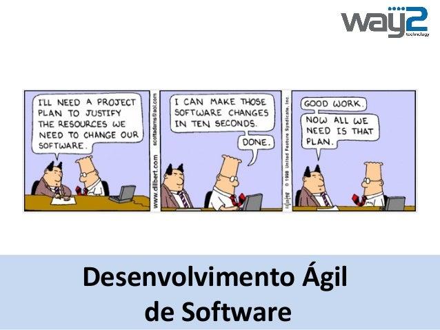 Desenvolvimento Ágilde Software
