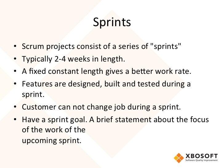 what is scrum methodology pdf
