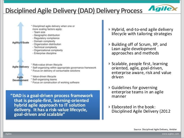Disciplined Agile Delivery Book
