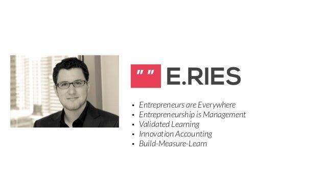 Referencias  • Lean Startup - Eric Ries  !  • Innovation Accounting Presentation - David Bland  !  • Essential Scrum - Ken...