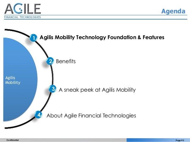 Agilis Insurance Mobility Suite Slide 3