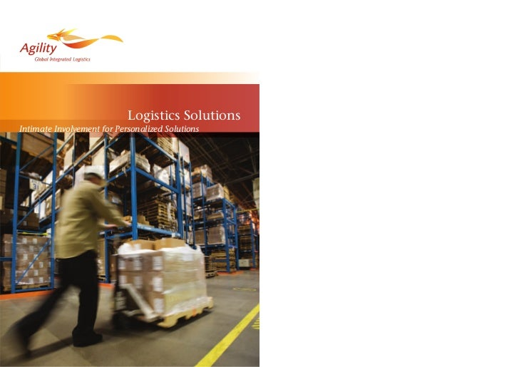Agility's commercial business, Global Integrated Logistics (GIL), is headquartered in Switzerland. Agility GIL providessup...
