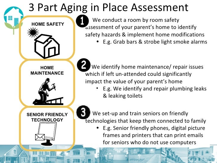 The Center for Aging in Place