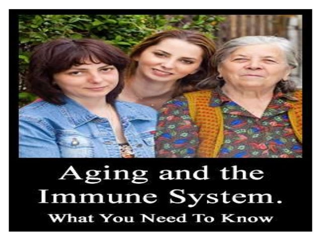 Aging and immune system Eman yousssif