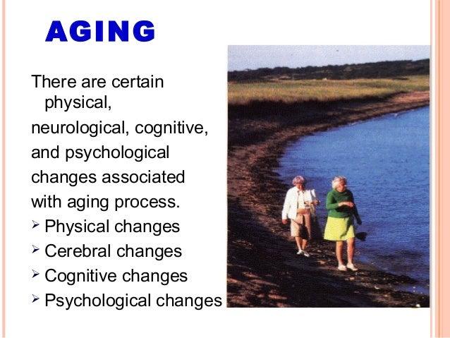 Aging, death & bereavement Slide 3