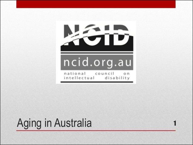 Study Gerontology in Australia - spainexchange.com