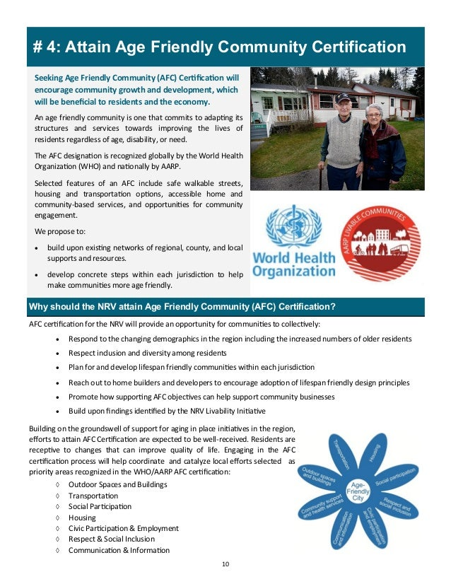 Aging in place action plan home matters