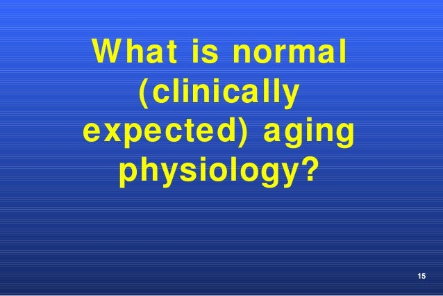 physiology of aging Aging, physiology of a branch of human and animal physiology concerned with the patterns of formation and development of physiological functions during ontogeny—from .