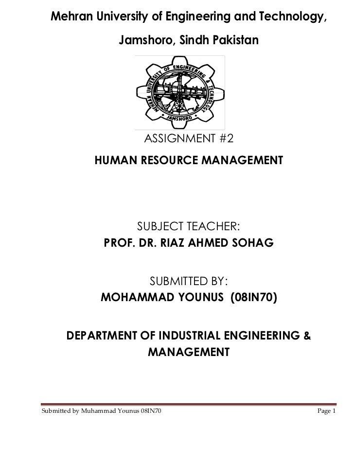 Mehran University of Engineering and Technology,                      Jamshoro, Sindh Pakistan                            ...