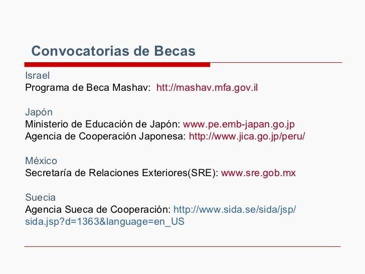 Ministerio De Relaciones Exteriores De Chile Desarrollo De Las