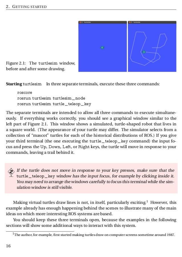 A Gentle Introduction to ROS Jason M  O'Kane ~hmftj