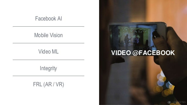 Matt Feiszli at AI Frontiers : Video Understanding Slide 3