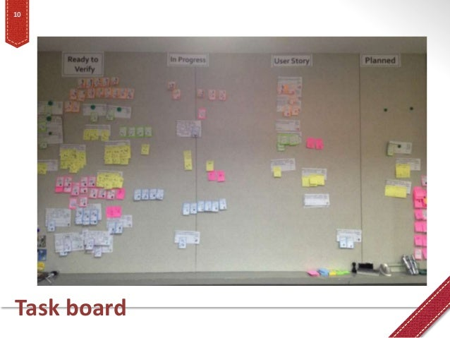 Task board 10