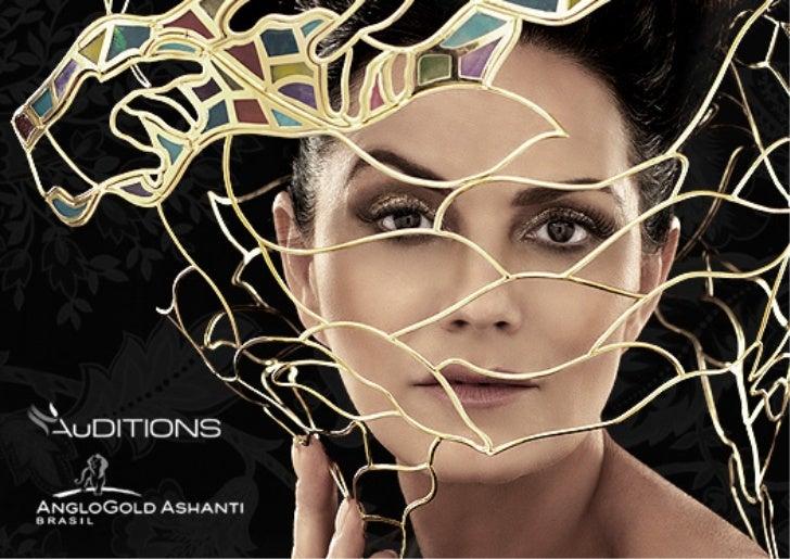 Exposição de joias do AuDITIONS 2010