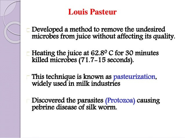 the contributions of louis pasteur What is the theory of biogenesis and how was louis pasteur significant in the development of this theory idea that microorganisms spontaneously generated from non-living matter through mystical forces is one of the greatest contributions of pasteur in science.