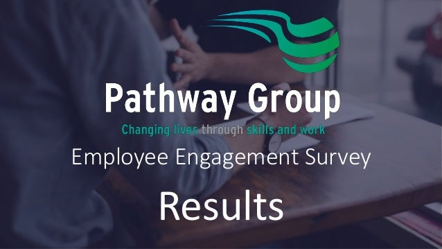 Employee Engagement Survey Results