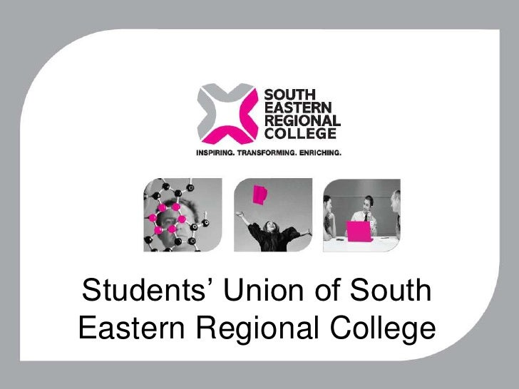 Students' Union of South Eastern Regional College<br />