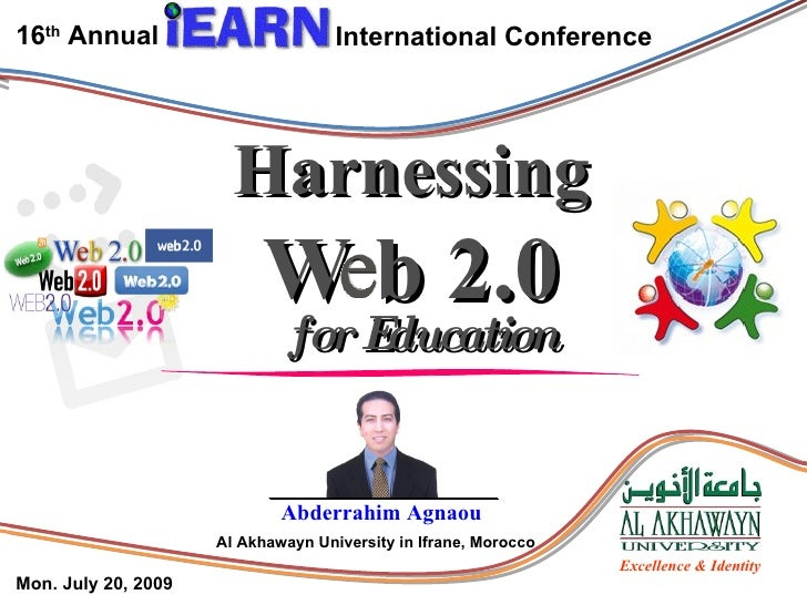 16th Annual                         International Conference                            Harnessing                        ...