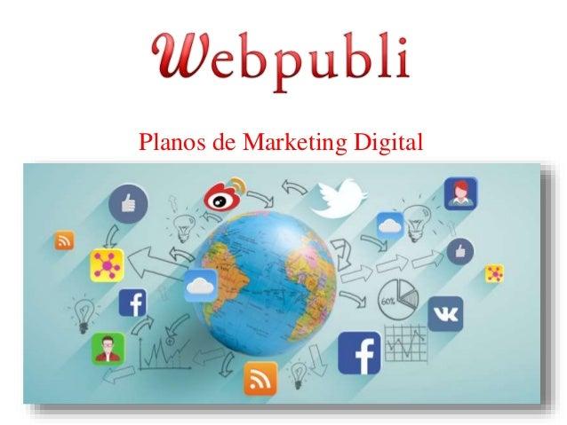 Planos de Marketing Digital