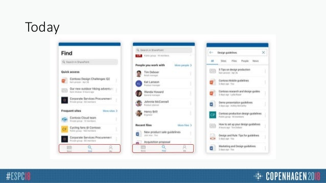 Agnes Molnar: Personalized Search and Collaboration in Office 365