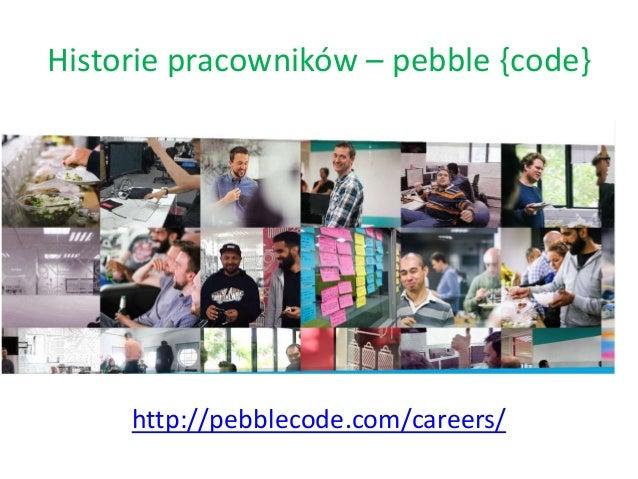 Historie pracowników – pebble {code} http://pebblecode.com/careers/