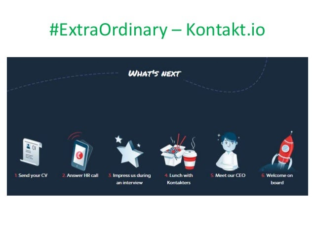 #ExtraOrdinary – Kontakt.io