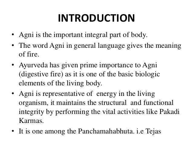 concept of Agni Slide 2