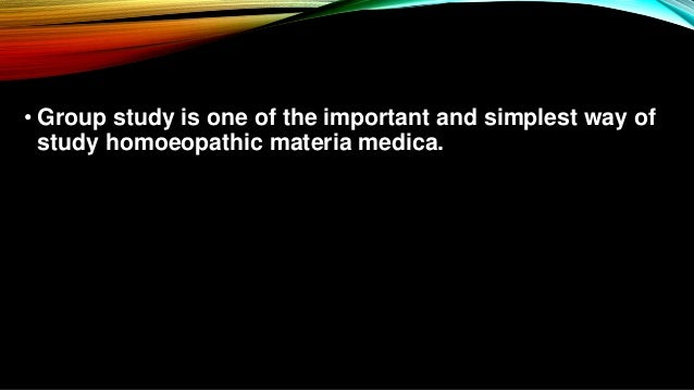 HOMOEOPATHY STUDY GROUP Public Group   Facebook