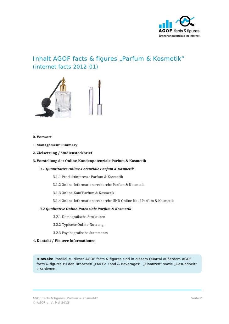 AGOF facts figures Kosmetik Q2/2012 Slide 2