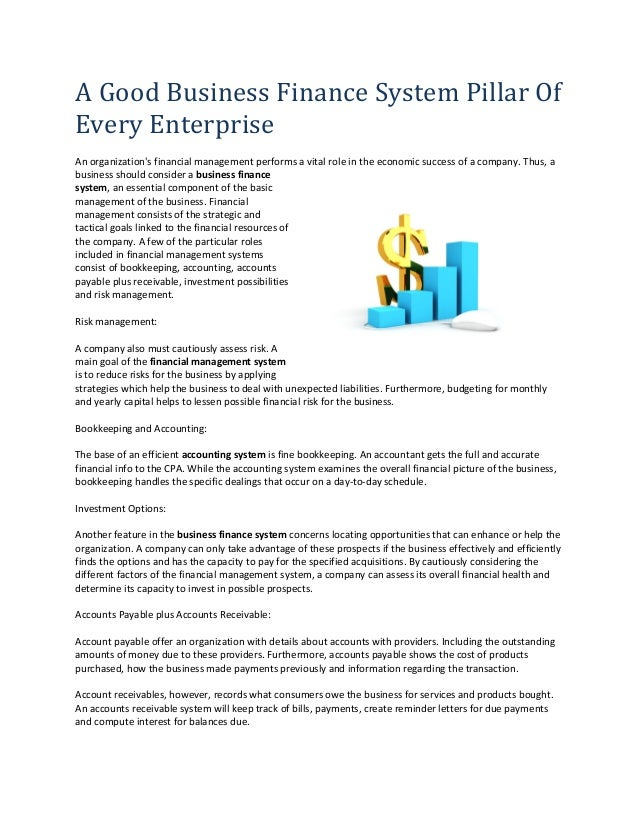 Management of accounts receivable of the enterprise should be made at each firm