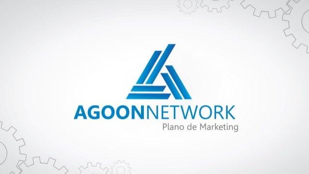 Agoon network apresentação