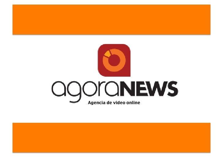 Agencia de video online