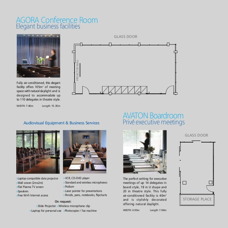 AGORA Conference Room Elegant business facilities                                                                         ...