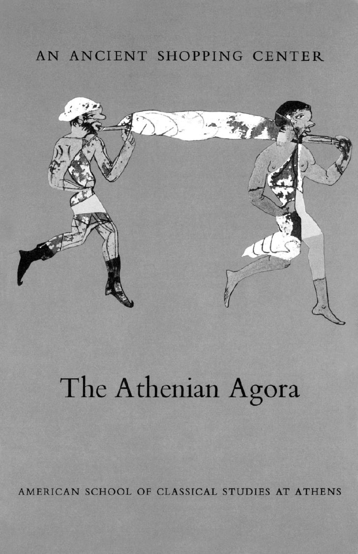 Excavations of the Athenian Agora                            Picture Book No. 1 2                       Prepared by Doroth...