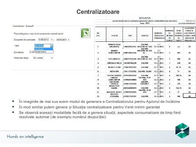 Alte formulare  În imaginile de mai sus exemplificăm formulare care se generează automat din aplica țiile de Asistenți per...