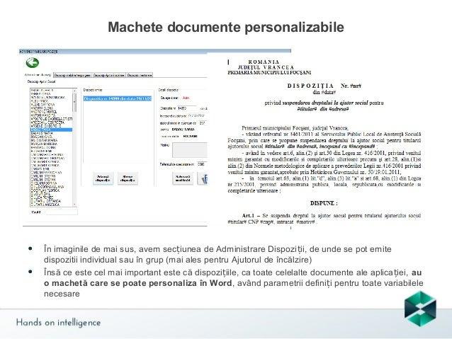 Introducere facilă a datelor  Datele într-un dosar se introduc pur și simplu urmărind sec țiunile cererii, atât datele pri...